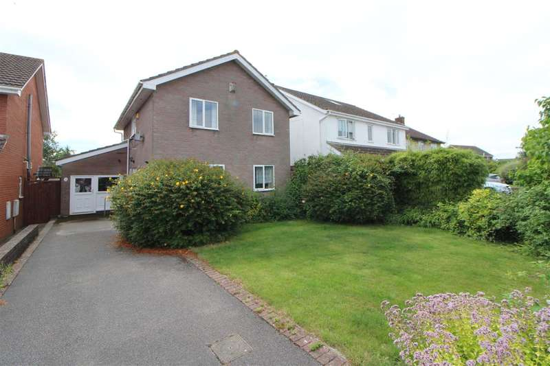 4 Bedrooms Detached House for sale in The Briars, Magor