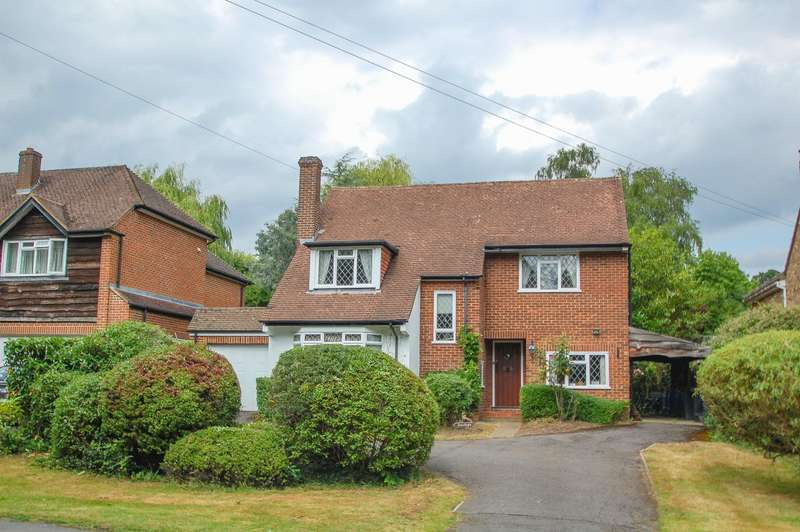 4 Bedrooms Detached House for sale in Duffield Lane, Stoke Poges, SL2