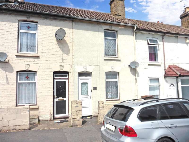 2 Bedrooms Terraced House for sale in Albany Road, , Chatham, Kent