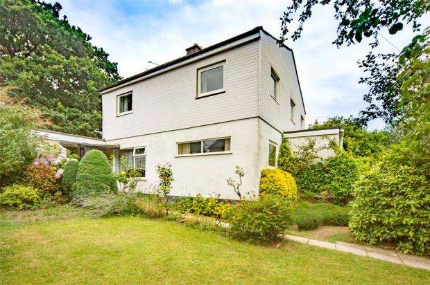 5 Bedrooms Detached House for sale in Wellington Road, Crowthorne, Berkshire