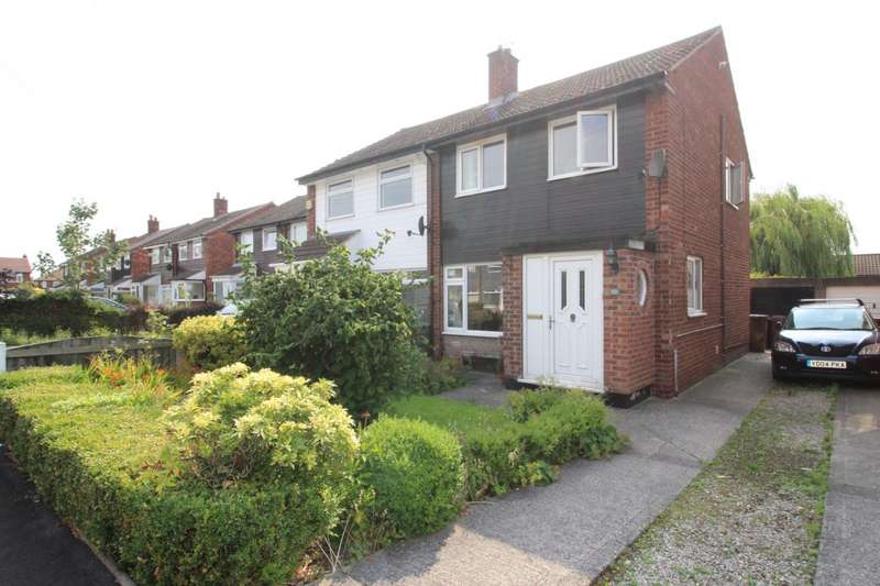 3 Bedrooms Semi Detached House for sale in Fairford Way, Reddish, Stockport, SK5