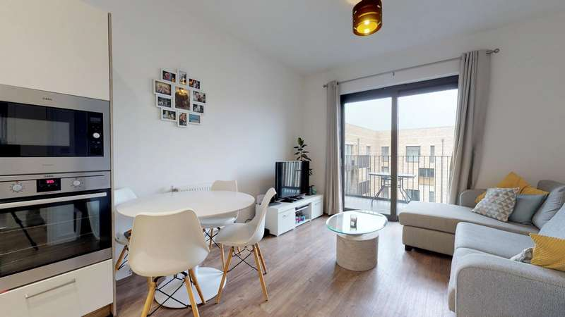 1 Bedroom Flat for sale in , Bramwell Way, E16