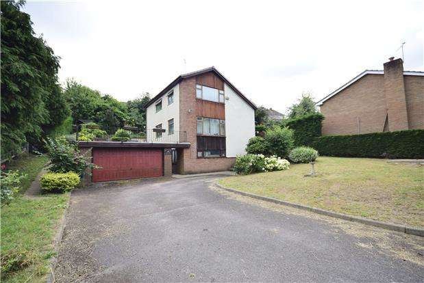 4 Bedrooms Detached House for sale in Charnhill Vale, Mangotsfield, BRISTOL, BS16 9JT