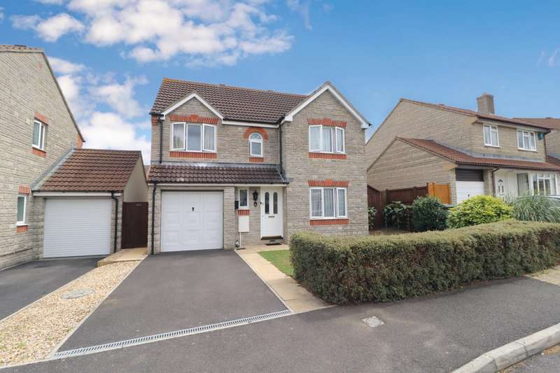 4 Bedrooms Detached House for sale in Brookfield Way, Street