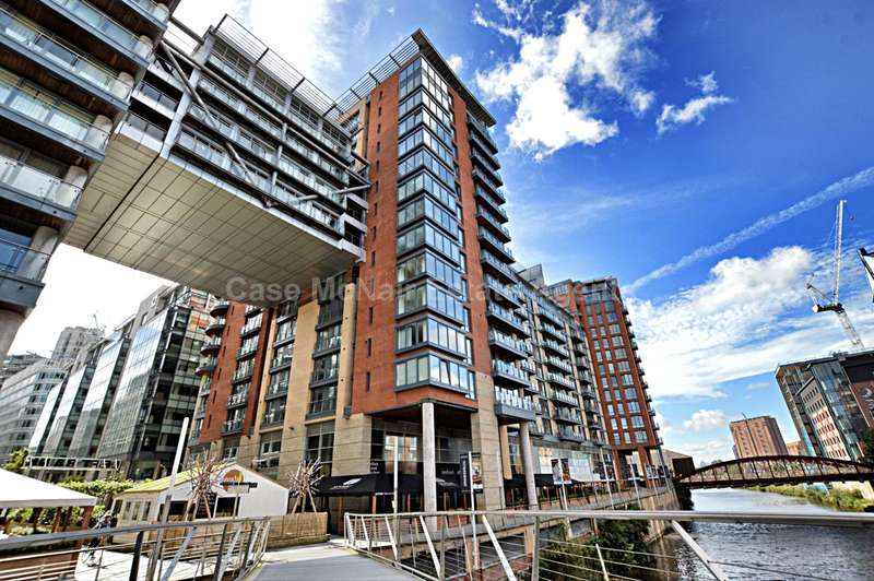 2 Bedrooms Apartment Flat for sale in Leftbank, Manchester