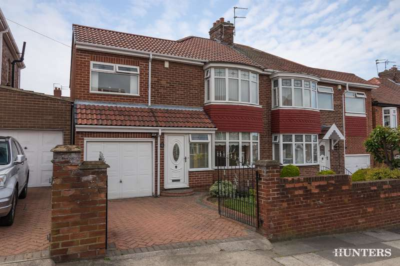 3 Bedrooms Semi Detached House for sale in Brierfield Grove, High Barnes, Sunderland, SR4 8LZ