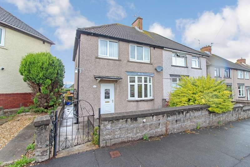 3 Bedrooms Semi Detached House for sale in Gaer Park Road, Newport, NP20