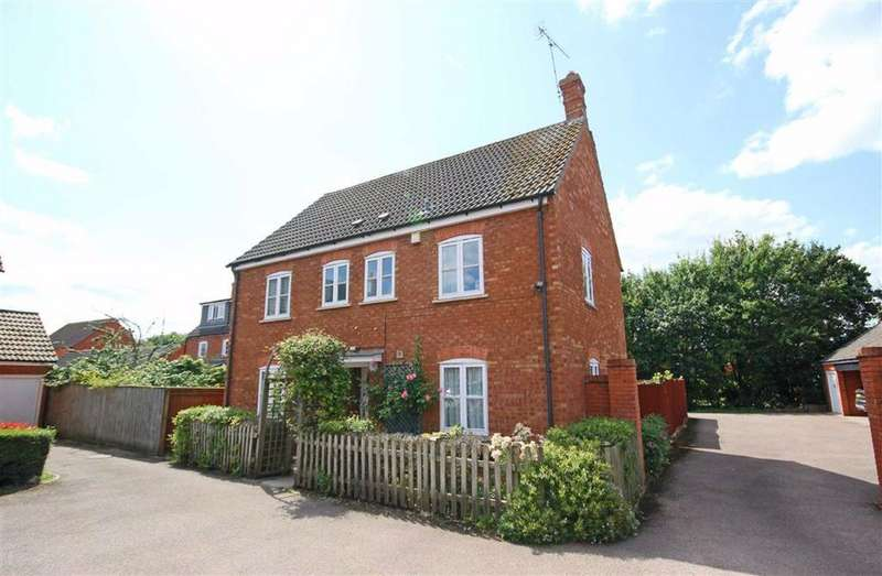 4 Bedrooms Detached House for sale in Hawkmoth Close, Walton Cardiff, Tewkesbury, Gloucestershire