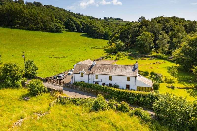 4 Bedrooms Detached House for sale in White Gate, Backbarrow, Cumbria, LA12 8PA