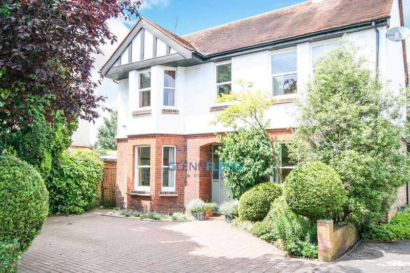3 Bedrooms Detached House for sale in Upton Road
