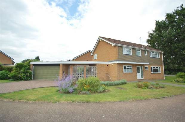 4 Bedrooms Detached House for sale in Russell Avenue, Dunchurch, RUGBY, Warwickshire