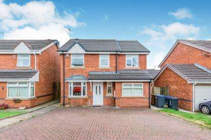 3 Bedrooms Detached House for sale in Millers View, Cheadle, Stoke, Staffs