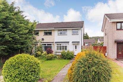 3 Bedrooms Semi Detached House for sale in Dean Road, Kilmarnock