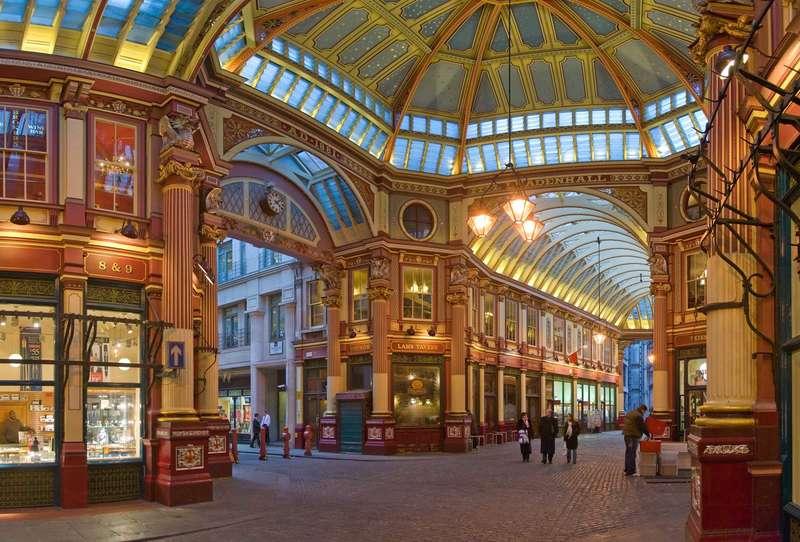 Retail Property (high Street) Commercial for rent in Leadenhall Market, Liverpool Street, EC3V 1LT