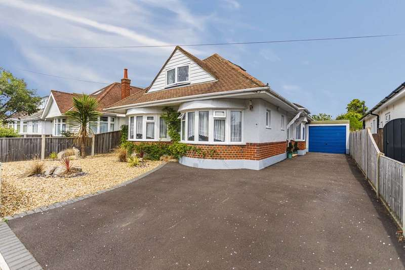 4 Bedrooms Chalet House for sale in Baring Road, Hengistbury Road