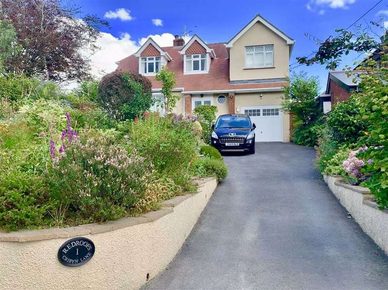 4 Bedrooms Detached House for sale in Cribyn Lane, Swiss Valley, Llanelli
