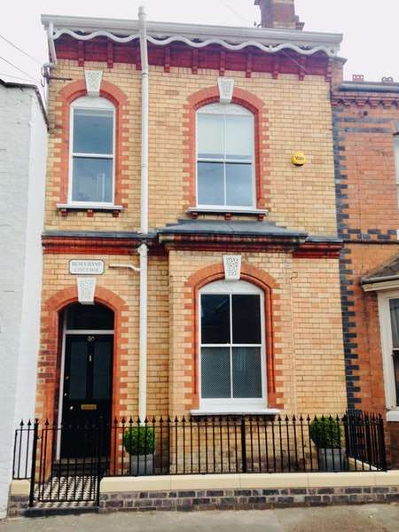 3 Bedrooms Town House for sale in Morton Street, Leamington Spa, Warwickshire, CV32