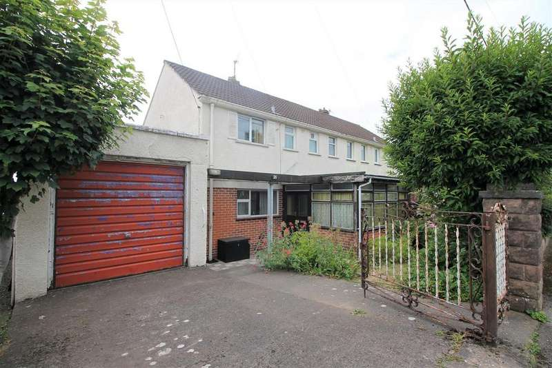 3 Bedrooms Semi Detached House for sale in Orchard Road, Coleford