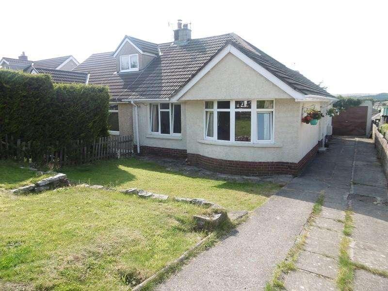 3 Bedrooms Semi Detached Bungalow for sale in Hereford Road, Beaufort, Ebbw Vale, Blaenau Gwent.