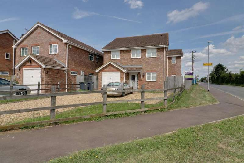 4 Bedrooms Detached House for sale in Houghton Conquest