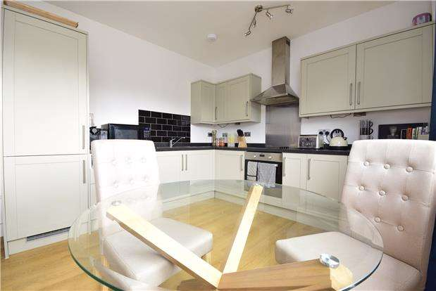 2 Bedrooms Flat for sale in Beacon Tower, Fishponds Road, Fishponds, Bristol, BS16 3HQ