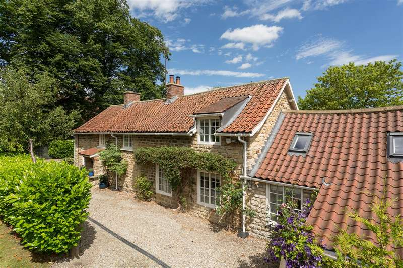 3 Bedrooms Cottage House for sale in Howsham, York, North Yorkshire, YO60 7PH