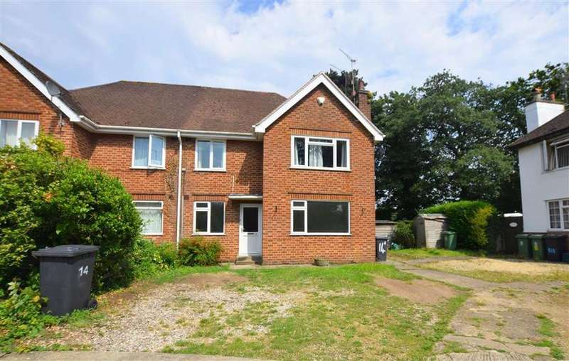 2 Bedrooms Maisonette Flat for sale in Orchard Close, Longford