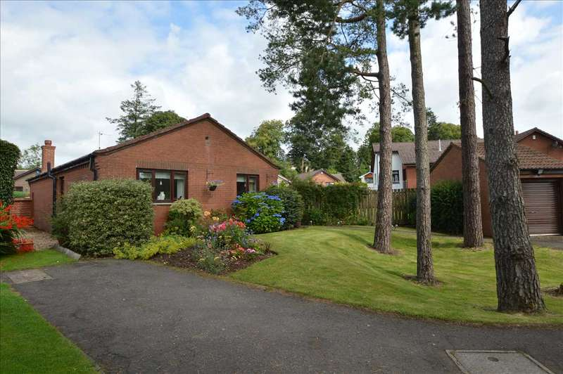3 Bedrooms Bungalow for sale in Pinewood Walk, Strathaven