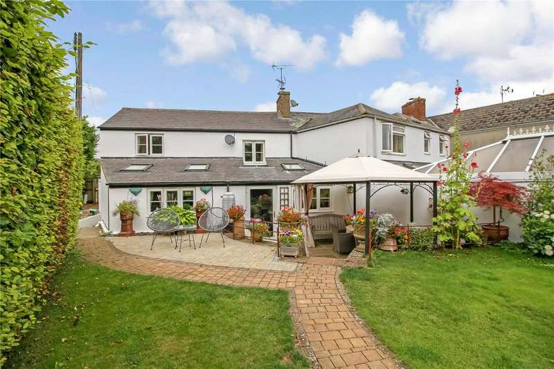3 Bedrooms End Of Terrace House for sale in Vines Row, West End Gardens, Fairford, GL7