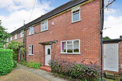 2 Bedrooms End Of Terrace House for sale in Prescott Road, Wilmslow, Cheshire, .