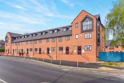 3 Bedrooms Terraced House for sale in Haydn Road, Sherwood, Nottingham