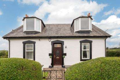 4 Bedrooms Detached House for sale in Southhook Road, Knockentiber, Kilmarnock