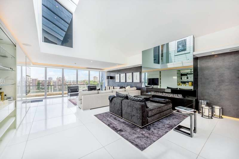 5 Bedrooms Penthouse Flat for rent in Chelsea Harbour, Chelsea, SW10