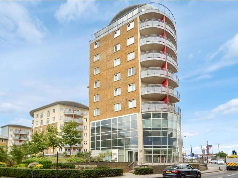 2 Bedrooms Flat for sale in Pancras Way, Bow E3