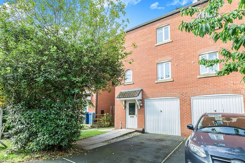 3 Bedrooms End Of Terrace House for sale in Keepers Wood Way, Catterall, Preston, PR3