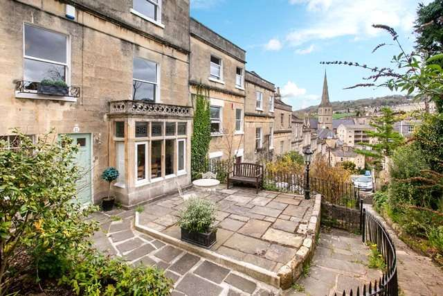 3 Bedrooms Terraced House for sale in Prior Park Cottages, Bath, BA2