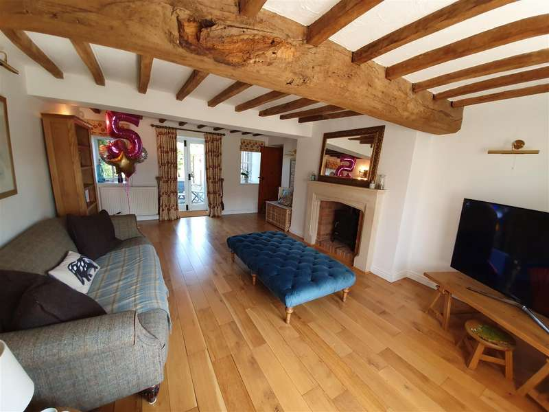 4 Bedrooms Cottage House for sale in Moorfield Cottages, Church Warsop, Mansfield