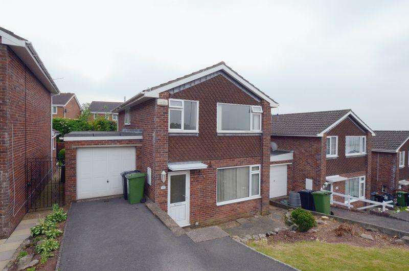 3 Bedrooms Detached House for sale in Primrose Way, Lydney