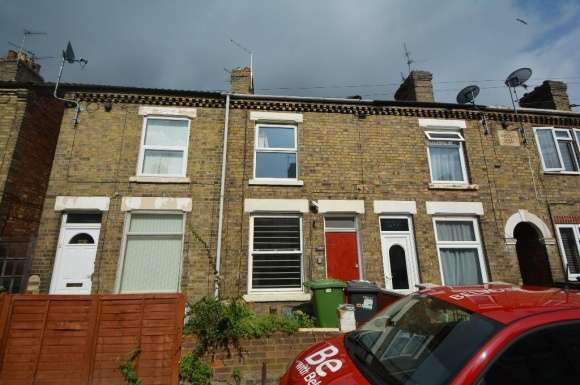 2 Bedrooms Property for sale in Clarence Road, Peterborough