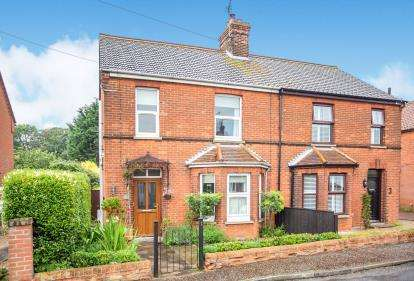 3 Bedrooms Semi Detached House for sale in North Walsham, Norwich, Norfolk