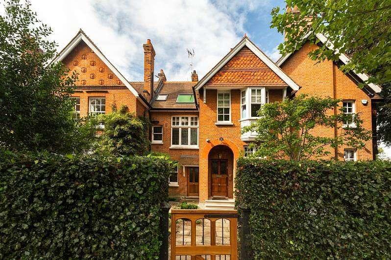 6 Bedrooms House for rent in Dorset Road, Wimbledon, SW19
