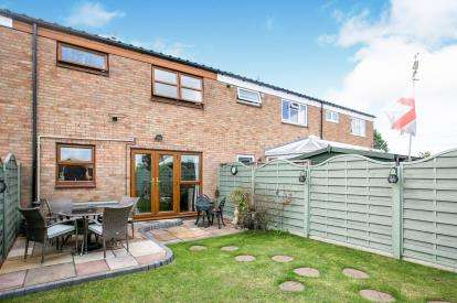 3 Bedrooms Terraced House for sale in Urban Way, Biggleswade, Bedfordshire, England