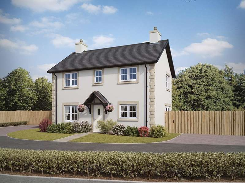 3 Bedrooms Detached House for sale in Bampton Drive, Cottam