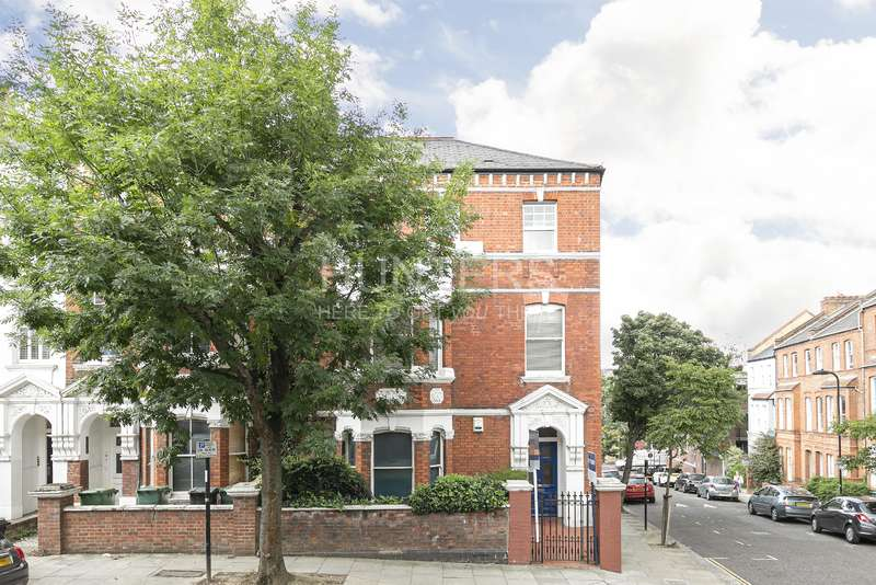 2 Bedrooms Flat for sale in Mazenod Avenue, London, NW6