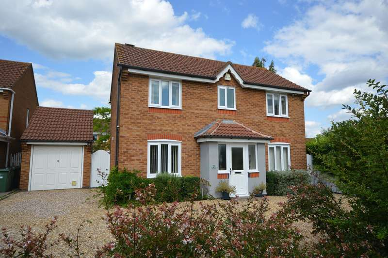 3 Bedrooms Detached House for sale in Murby Way, Thorpe Astley, Leics