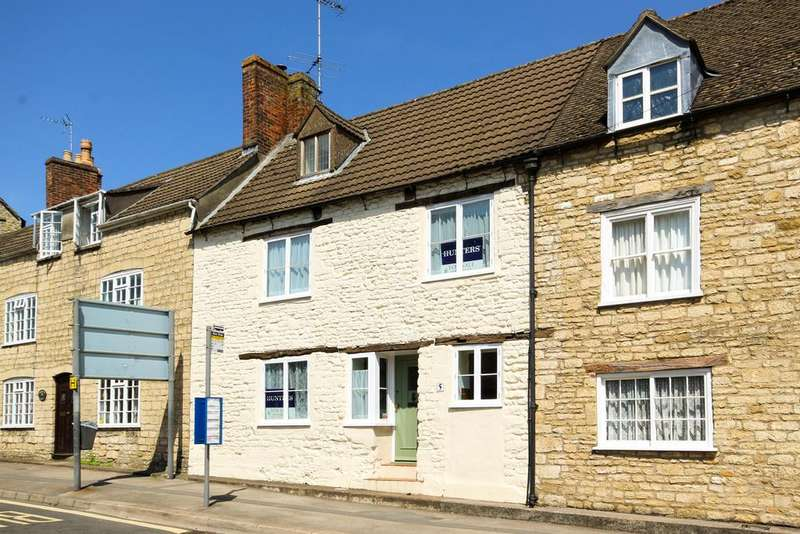 4 Bedrooms Terraced House for sale in Old Town, Wotton Under Edge, Glos, GL12 7DH