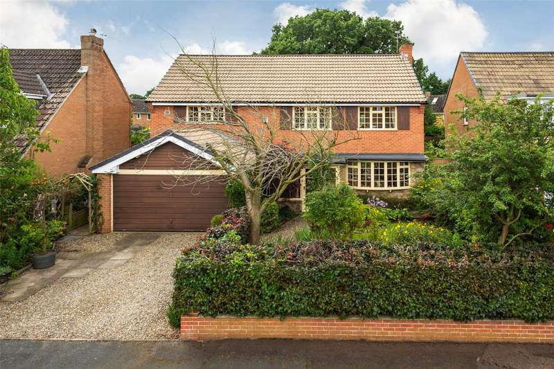 4 Bedrooms Detached House for sale in Oak Tree Way, Strensall, York, North Yorkshire, YO32