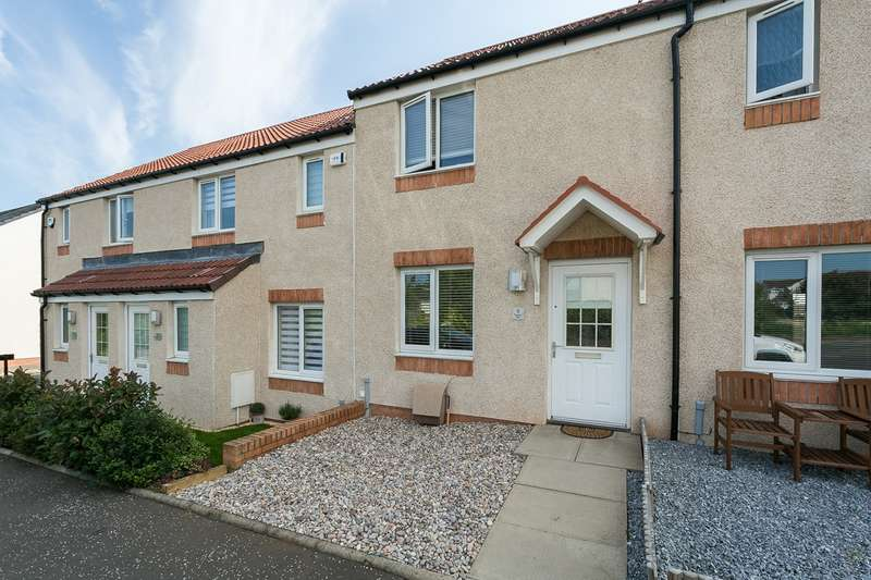 2 Bedrooms Terraced House for sale in Fullarton Bank , Tranent, EH33