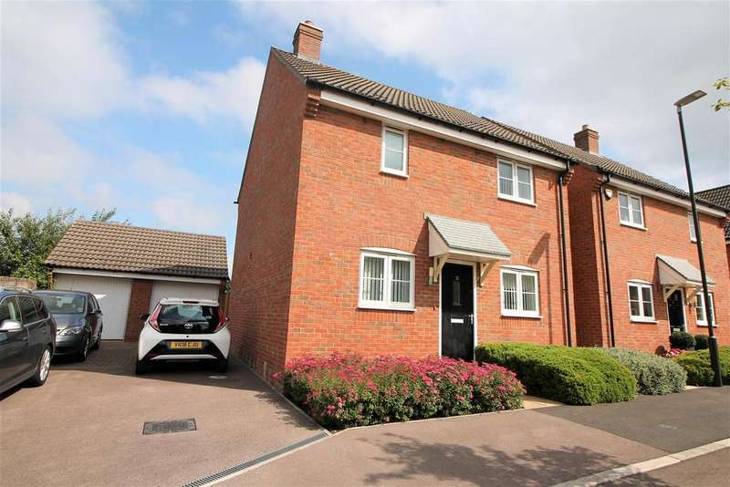 3 Bedrooms Detached House for sale in Lawdley Road, Coleford