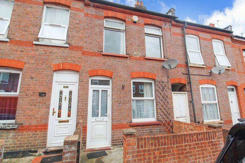 3 Bedrooms Terraced House for sale in Butlin Road, Luton